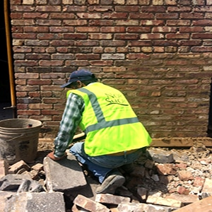 Brick repair and Window installations